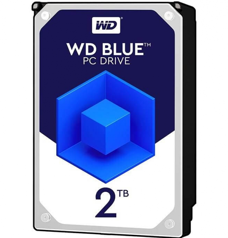 هارد2 ترابایت اینترنال وسترن دیجیتال مدل Blue or Green