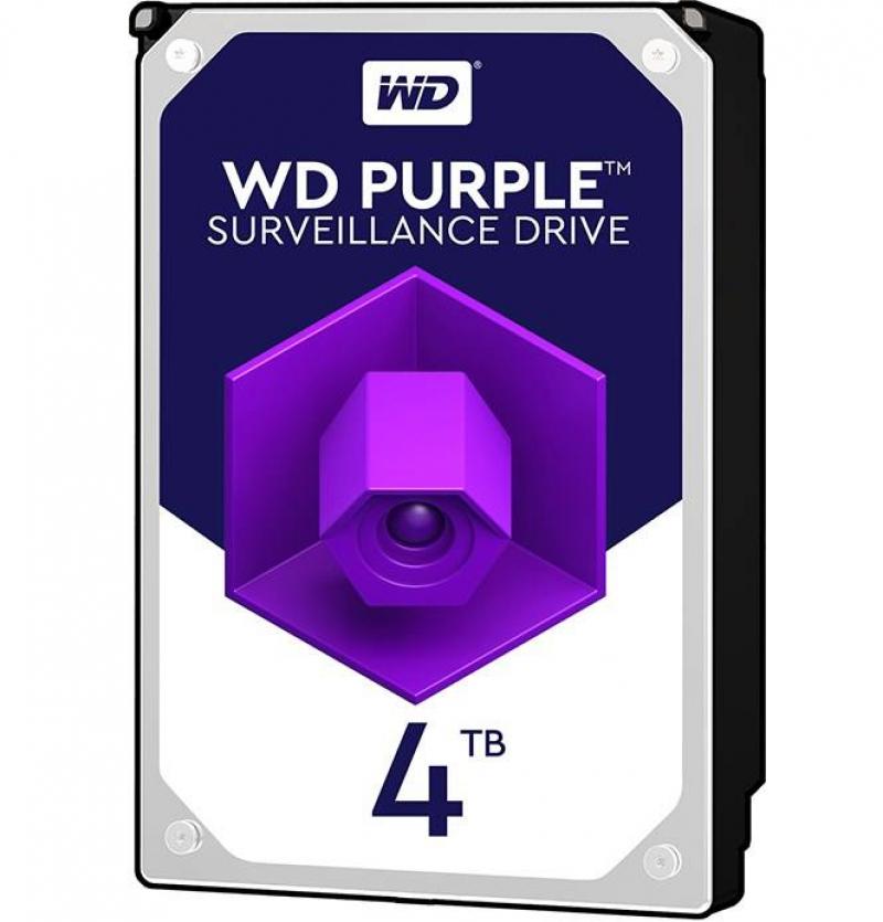 هارد 4 ترابایت اینترنال وسترن دیجیتال مدل Purple