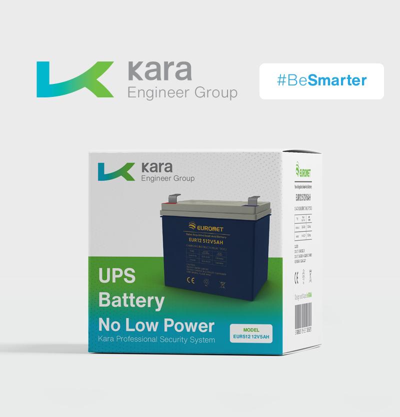 باتری دزدگیر 4.5 امپر