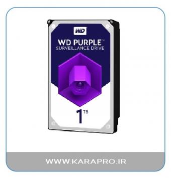 هارد 1 ترابایت وسترن بنفش Purple